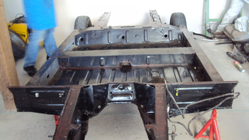 GRANDES MANOEUVRES CHANGEMENT CHASSIS Dsc06115