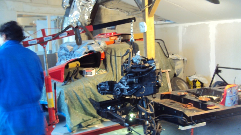 GRANDES MANOEUVRES CHANGEMENT CHASSIS Dsc06119
