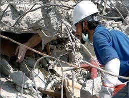 زلزال باكستان 0410
