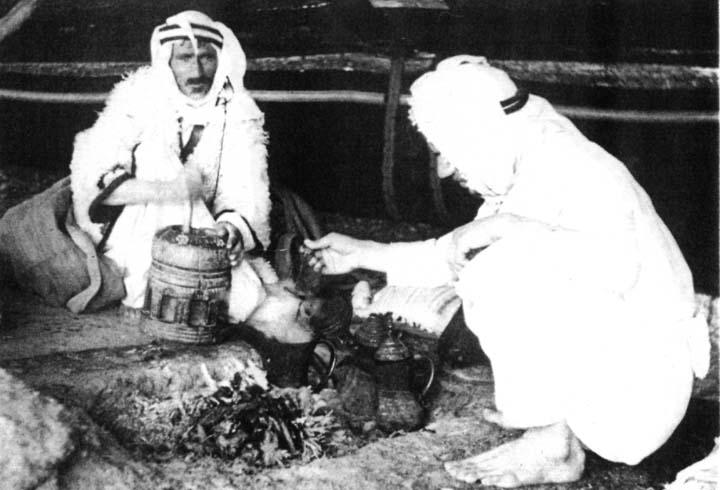 نـــظرة تأريخية للقهوة العربية Fox03011