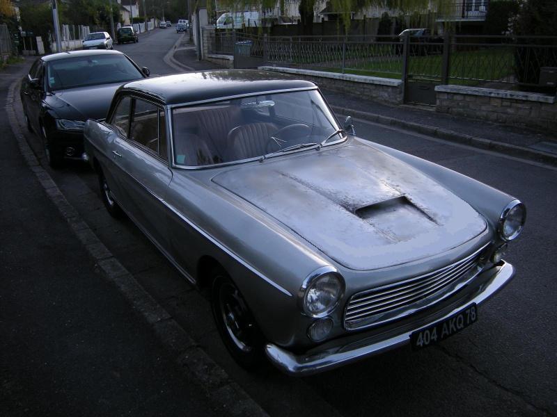 """PEUGEOT 404 coupé """"LaTiNa PrOjEcT""""  Vol 2  >> - Page 6 77092710"""