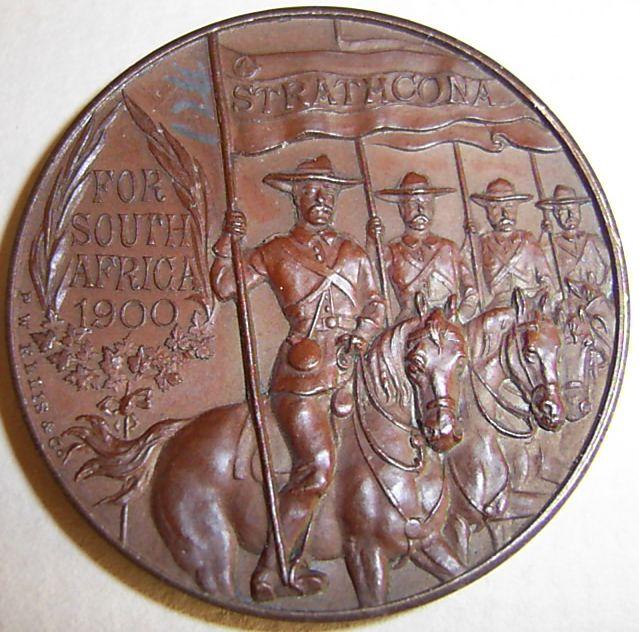 Strathcona's Horse Medallion Boer_m10