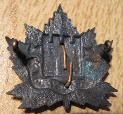 Fort Garry Horse pin overlay Ft_gar11