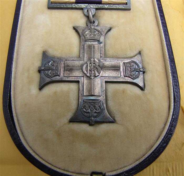 My Newest acquisition, a WWI Military Cross Group arrived. Photos added 006_mc10