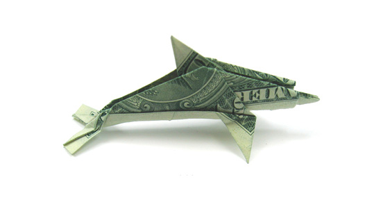 Paper Money Origami One_do15