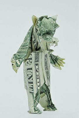 Paper Money Origami Two_do11