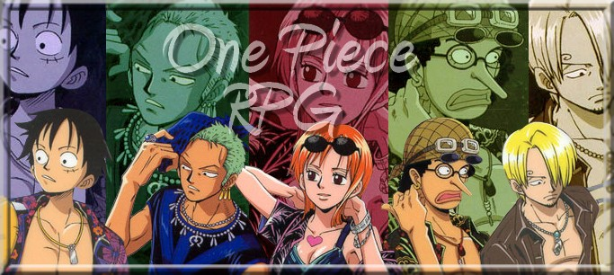 One Piece - RPG