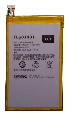 Alcatel One Touch Battery TLP034B1 360ua210