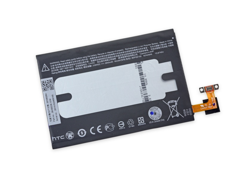 HTC One M9 Battery B0PGE100  35H00236-01M  M910