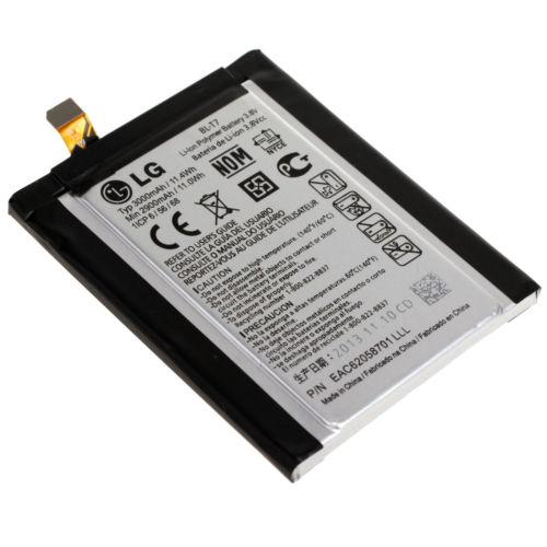 LG Optimus G2 D800 D801 D802 D803  D805 VS980 LS980 Battery BL-T7  Ml-lg112