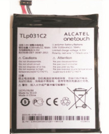 Alcatel One Battery TLP031C2 Tb1_dq10