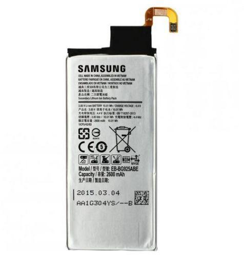 Samsung Galaxy S6 Edge G925F EB-BG925ABE ML-SS268 Ui10
