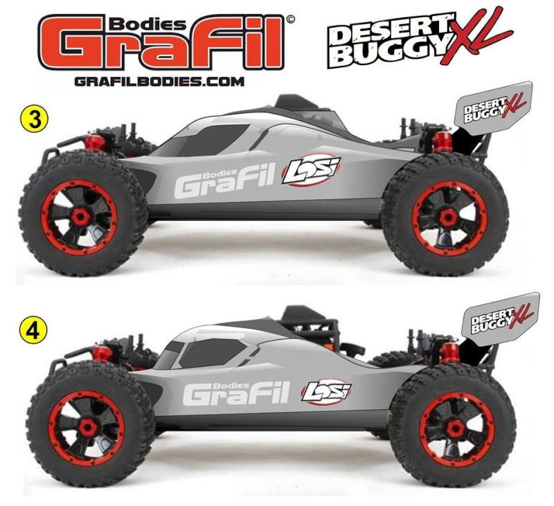 future carro pour le dbxl 10301110