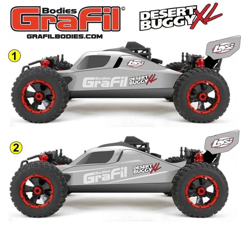 future carro pour le dbxl 19077010