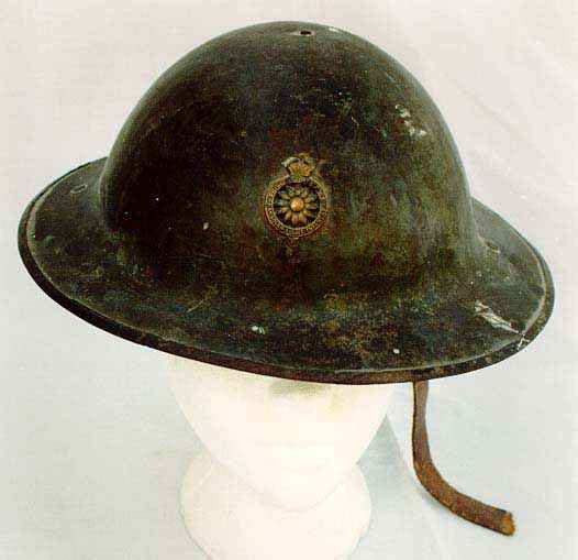 PPCLI badged helmets from my collection Ww1_of11