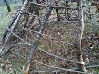 [Abri] Hutte de camp de base façon tchoum sibérien Img_0113