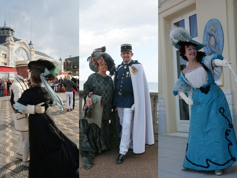 Cabourg à la Belle époque 2014, les photos - Page 7 1900sa11