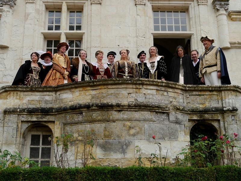 Bal Renaissance Chateau de  Courtanvaux le 20 Octobre 2012, les photos ! - Page 2 _1070611