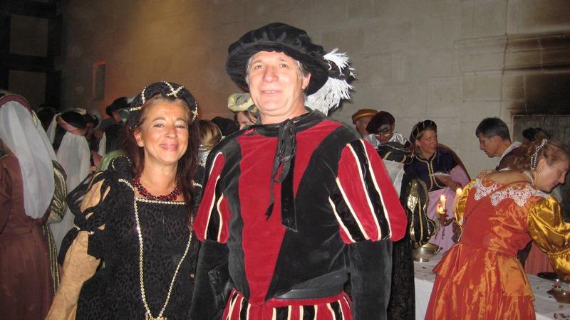 Bal à Chambord Octobre 2009 Chambo25