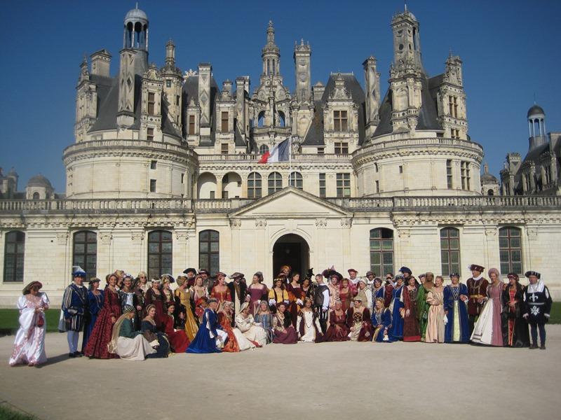 le bal de Versailles à Chambord, Octobre 2010 - Page 2 Chambo31