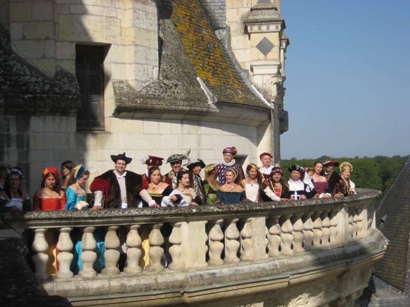 le bal de Versailles à Chambord, Octobre 2010 - Page 2 Chambo32