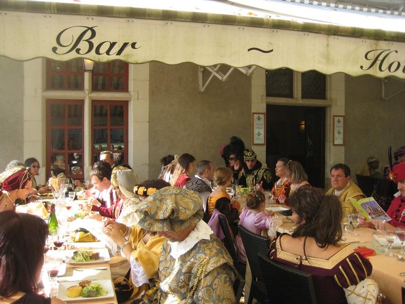 le bal de Versailles à Chambord, Octobre 2010 - Page 2 Chambo34