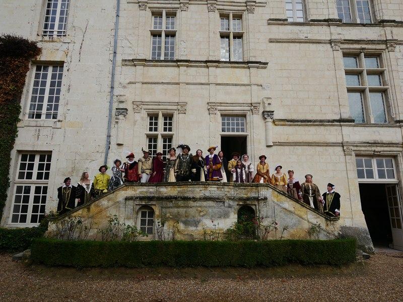 Bal Renaissance Chateau de  Courtanvaux le 20 Octobre 2012, les photos ! - Page 2 P1230910