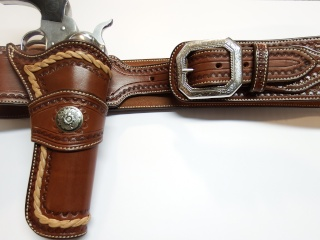 "HOLSTER""DUKE""  by SLYE Dscf1919"