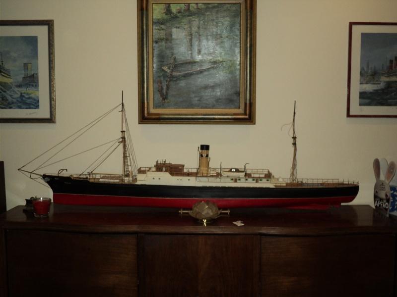 Yacht 1920 : le Pénélope . scratch au 1/50 Dsc02910