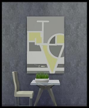 Картины, постеры, настенный декор Concre10