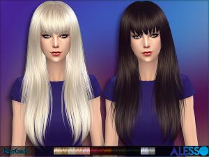 Женские прически (длинные волосы) - Страница 5 Image251