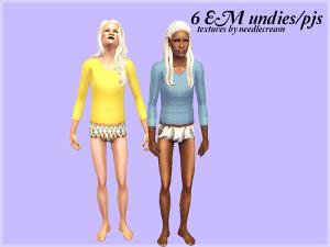 Нижнее белье, пижамы, купальники - Страница 2 Image288