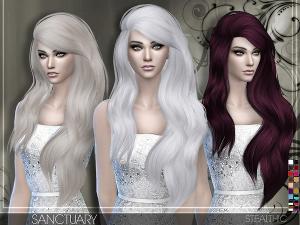Женские прически (длинные волосы) - Страница 5 Image296