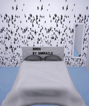 Обои, полы (различные принты) Image312