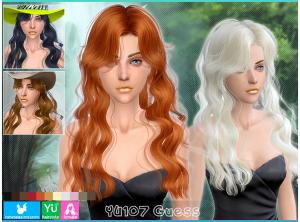Женские прически (длинные волосы) - Страница 5 Image333