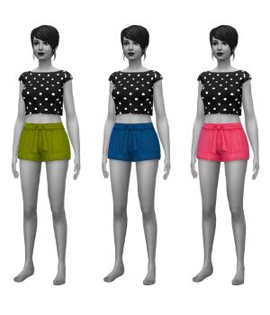 Повседневная одежда (юбки, брюки, шорты) - Страница 3 Image334