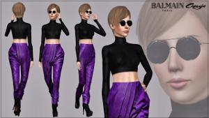 Повседневная одежда (комплекты с брюками, шортами) - Страница 16 Image355