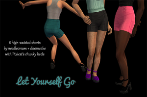 Повседневная одежда (юбки, брюки, шорты) - Страница 4 Image371