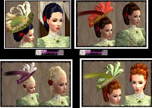 Головные уборы, шляпы - Страница 2 Image395