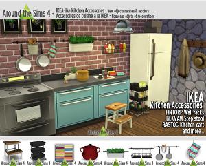 Декоративные объекты для кухни Image420