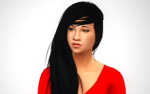 Женские прически (длинные волосы) - Страница 5 Image480