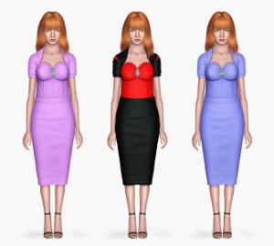 Формальная одежда - Страница 5 Image494