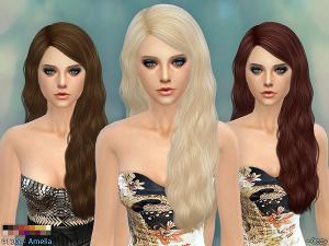 Женские прически (длинные волосы) - Страница 5 Image507