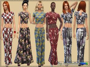 Повседневная одежда (сеты) - Страница 2 Image570