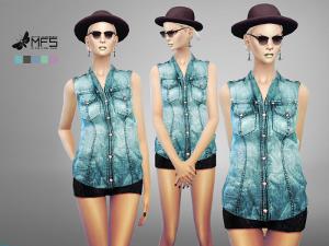 Повседневная одежда (топы, рубашки, свитера) - Страница 5 Image571