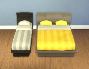 Спальни, кровати (модерн) Image603