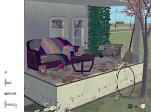 Патио, скамейки - Страница 4 Image608