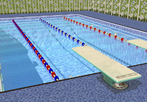 Декор для бассейна, пляжа Image634
