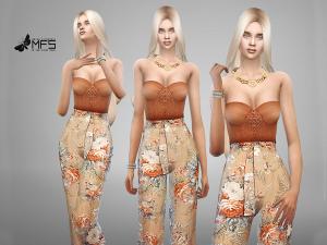 Повседневная одежда (комплекты с брюками, шортами)   Image684