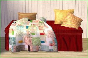 Постельное белье, одеяла, подушки, ширмы - Страница 13 Image697